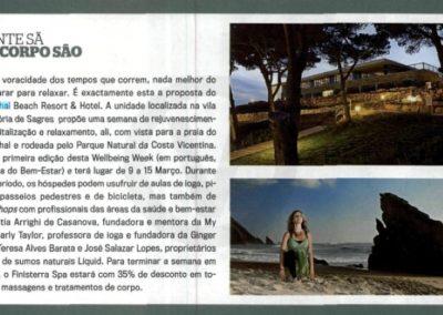 GingerPai - PRESS Semanário Sol - 2013